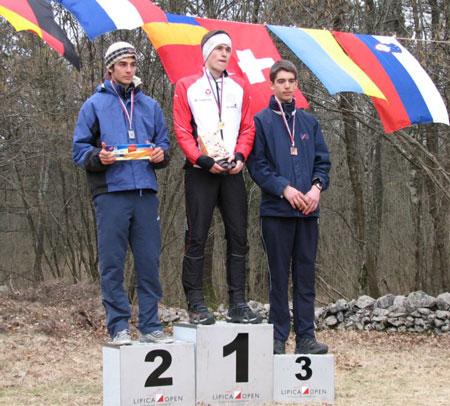 Philipp Schiel Sieger beim Lipica Open 2011